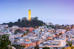 Free San Francisco Coit Tower Royalty Free Stock Photo - 68464165