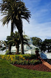 San Francisco Conservatory of Flowers. In Golden Gate Park Royalty Free Stock Photos