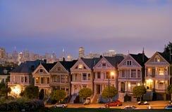 San Francisco. Cuadrado de Álamo Foto de archivo libre de regalías