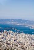 San Francisco da baixa Imagens de Stock Royalty Free