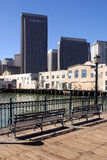 San Francisco da solo Immagine Stock