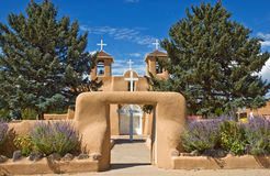 San Francisco de Asis church Stock Photo
