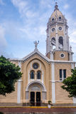 San Francisco de Asis Church in Casco Viejo - Panama City, Panama Stock Photos