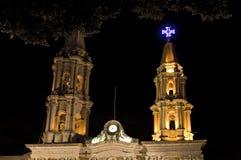 San Francisco de Asis Church of Chapala stock photos