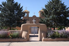 San Francisco De Asis Church, Taos Royalty Free Stock Image
