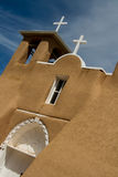 San Francisco de Asis Mission Church im New Mexiko Stockfoto