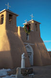 San Francisco de Asis Mission Church Stock Image