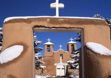 San Francisco de Asis Mission Stock Images