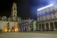 San Francisco de Asis Square, Havana, Cuba royalty free stock photo