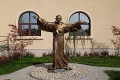 San Francisco de Assisi Foto de archivo libre de regalías
