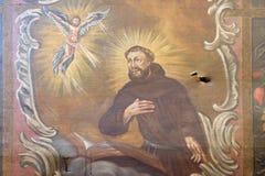 San Francisco de Assisi Imagen de archivo libre de regalías