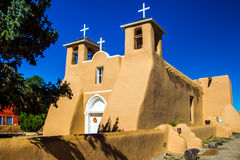 San Francisco de Assisi Church Royalty Free Stock Image