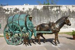 San Francisco de Campeche Photographie stock libre de droits