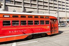 SAN FRANCISCO - 17 DE FEBRERO: âForward masivo en el ra de Climateâ Foto de archivo libre de regalías