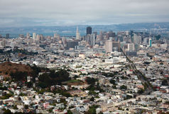 San Francisco de négligence Image stock