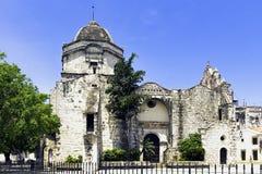 San Francisco De Paula kościół, Iglesia de San Francisco De Paula w Hawańskim/, Kuba zdjęcia stock