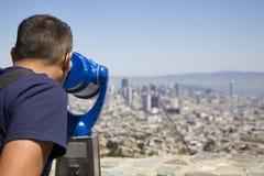 San Francisco de visita turístico de excursión Foto de archivo