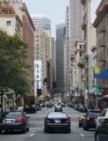 San Francisco del centro Immagine Stock