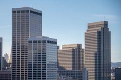 San Francisco del centro immagine stock libera da diritti