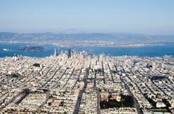 San Francisco del centro Fotografie Stock