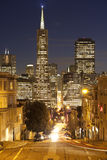 San Francisco Downtown. Stock Images