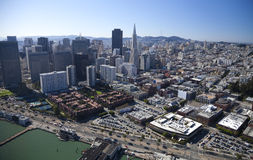 San Francisco Downtown Stock Photography