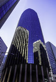 San Francisco downtown buildings Royalty Free Stock Photography