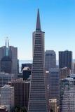 San Francisco downtown Stock Image