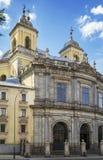 San Francisco el Grande Basilica, Madrid Imagenes de archivo