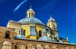 San Francisco el Grande Basilica in Madrid, Spain Royalty Free Stock Photography
