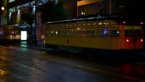 San Francisco Electrical Tram photographie stock libre de droits