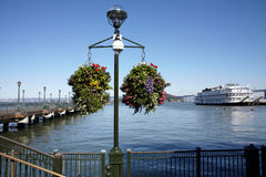San Francisco Embarcadero Stock Photography