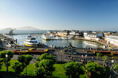 San Francisco Embarcadero area Royalty Free Stock Image