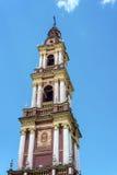 San Francisco en la ciudad de Salta, la Argentina foto de archivo libre de regalías
