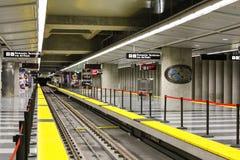 San Francisco, Etats-Unis - 1er octobre : BART (transit rapide de région de baie) Photographie stock