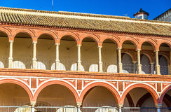 San Francisco and Eulogio Church in Cordoba, Spain Stock Image