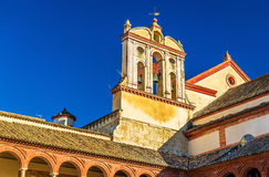 San Francisco and Eulogio Church in Cordoba, Spain Stock Photography