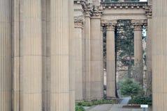 San Francisco, Exploratorium och slott av konst i den San franc royaltyfri foto