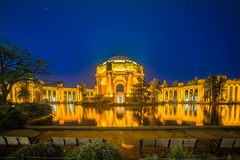 San francisco exploratorium and palace of fine arts Royalty Free Stock Images