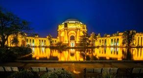 San francisco exploratorium and palace of fine arts Stock Photo