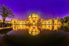 San francisco exploratorium and palace of fine arts Stock Photos
