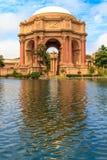 San Francisco, Exploratorium y palacio de la bella arte fotos de archivo