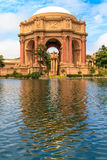 San Francisco, Exploratorium y palacio de la bella arte foto de archivo libre de regalías