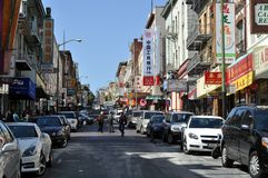 China Town Stock Photography