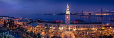 San Francisco Ferry Building Stock Images