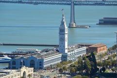 San Francisco Ferry Building Marketplace Photographie stock