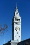 San Francisco Ferry Building, USA Royalty Free Stock Photos
