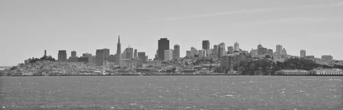 San Francisco Financial District Stock Foto's