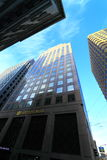 San Francisco Financial District Royalty Free Stock Images