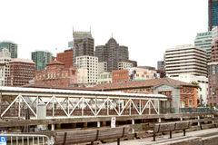 San Francisco Financial district Stock Photos